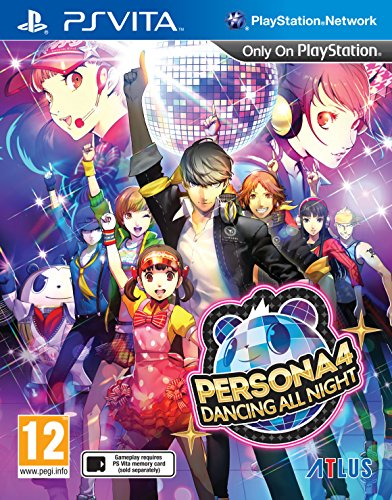 Persona 4: Dancing All Night (Playstation Vita) - [Edizione: Regno Unito] - Amazon Videogiochi