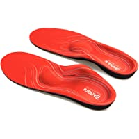 3ANGNI Orthotic Insole High Arch Foot Support Soft Plantar Fasciitis inner soles, Function Insert for Severe Flat Feet…