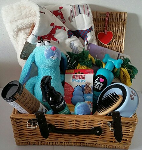 Dog Hampers - Luxury Puppy Present - Easter Gift