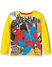 Marvel Spiderman Spidey fights crime - camiseta Niñas