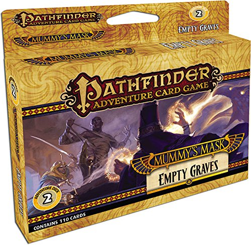 Paizo Publishing Mummy's Mask Adventure Deck: Empty Graves