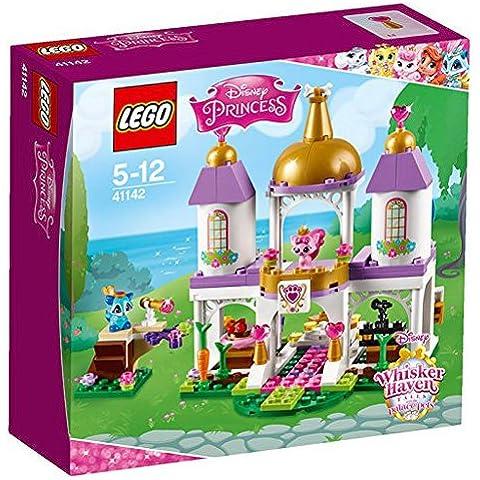 LEGO Disney Princess 41142 - Il Castello Reale dei Palace (Disney Castello)