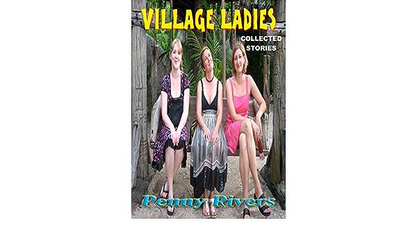 Ladies pics village 1950s Vintage