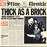 Thick As A Brick (Digibook CD + DVD)
