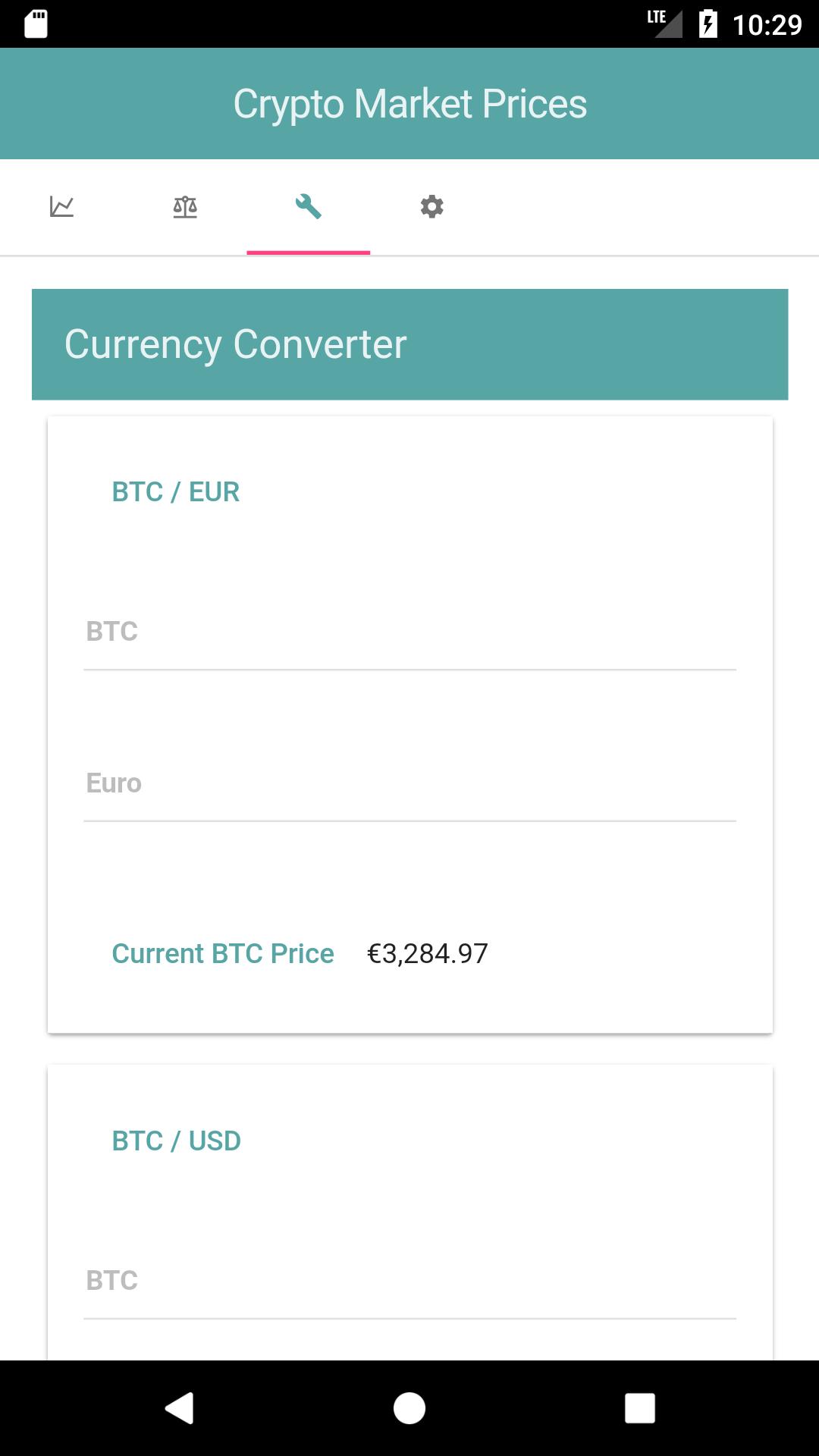Crypto Market Prices - 3