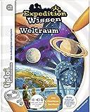 Ravensburger tiptoi® Buch Expedition Wissen: Weltraum + Weltraum-Kinder-Poster by Collectix hergestellt von Ravensburger