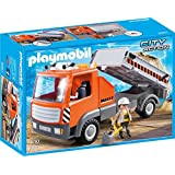 Playmobil - 6861 - Jeu - Camion de Chantier