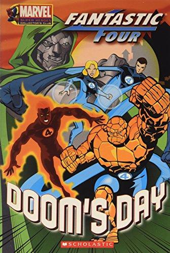 Doom's Day (Fantastic Four) [Taschenbuch] by Scott Ciencin