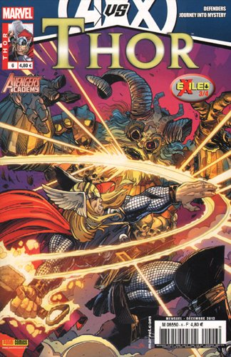 Thor, Tome 6 : Exiled (3/4)