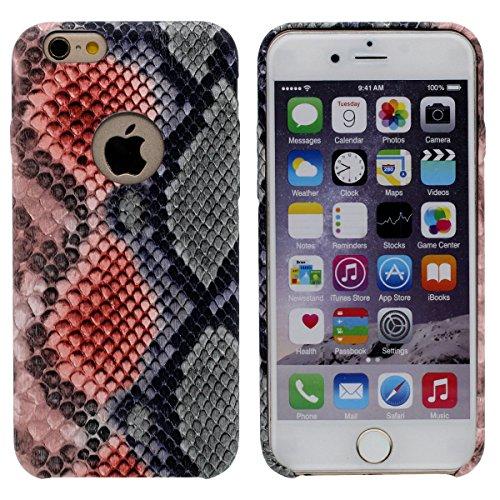 Peau de Serpent Apparence Confortable Toucher iPhone 6 / 6S Coque Case 4.7
