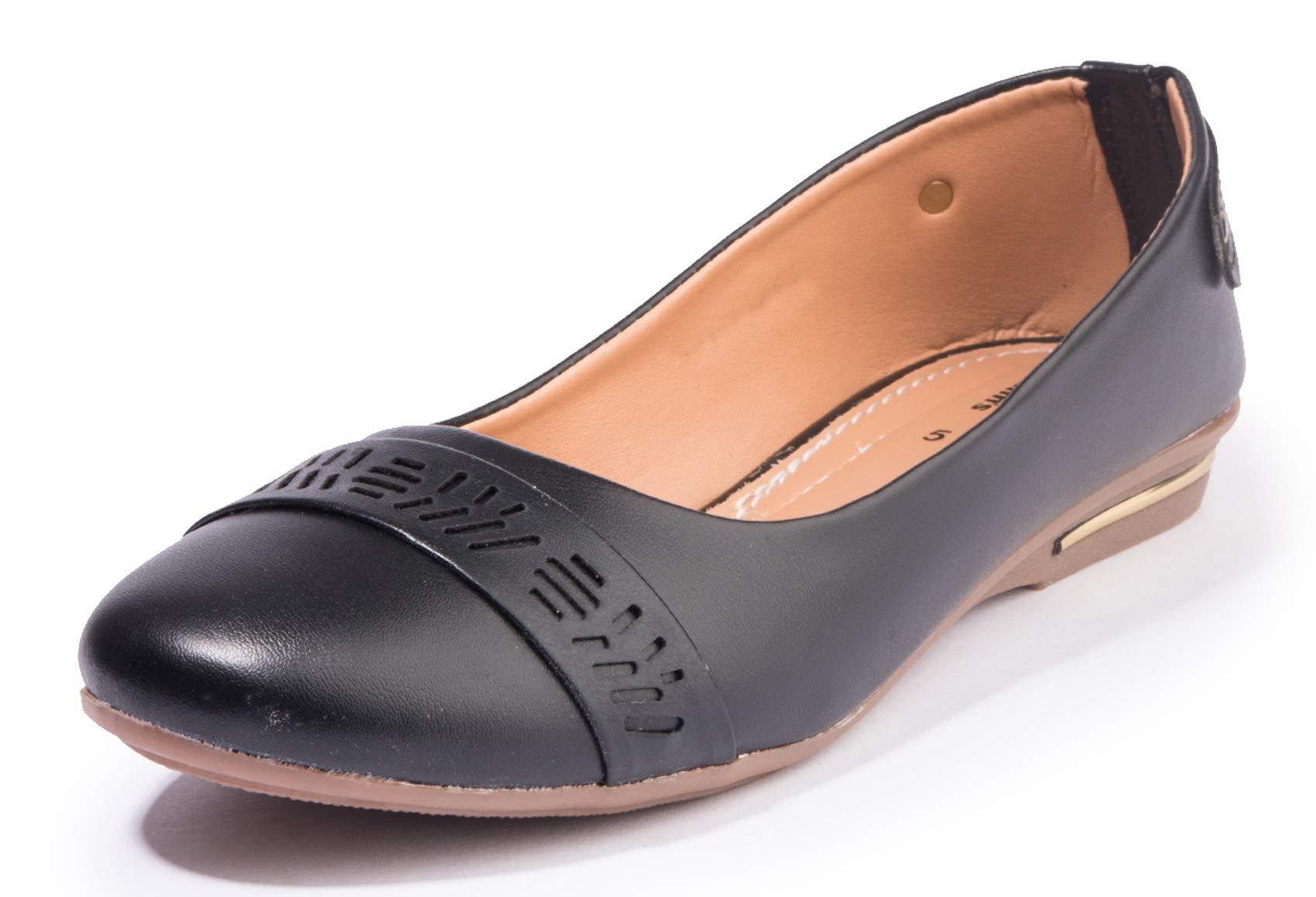 Khadims Women Casual Ballerina Shoe