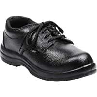 Polo Black Safety Shoes With Steel Toe (5)