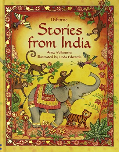Stories From India por Anna Milbourne