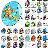 Badewannenstöpsel Starfish, viele schöne Badewannenstöpsel zur Auswahl, hochwertige Qualität ✶✶✶✶✶