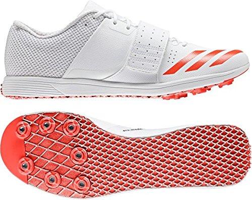 adidas Adizero Triple Jump/Pole Vault, Chaussures d'Athlétisme Mixte Adulte Mehrfarbig