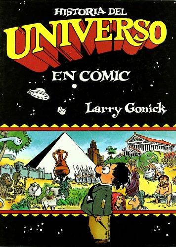 HISTORIA DEL UNIVERSO EN COMIC (VARIOS INFANTIL) - 9788466640428
