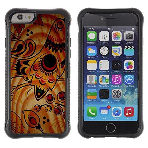 Graphic4You Amerikanisches Geld Design Shockproof Anti-Rutsch Weichen Hülle Case Tasche Schutzhülle für Apple iPhone 6 Plus / 6S Plus Design #4