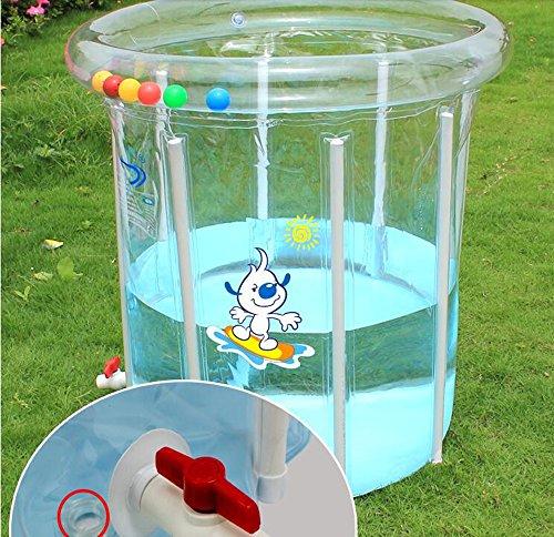Bracket Transparent Schwimmbecken Baby Schwimmen Bad