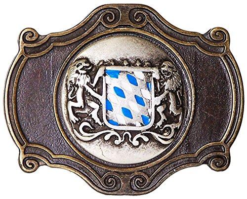 Fronhofer - Belt buckle - for men brass One size