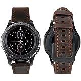 iBazal Horlogebandje voor de Galaxy Watch Active 2, 40 mm/44 mm/Gear S2 Classic/Sport/Huawei GT 2 42 mm/Huawei Watch 2/Ticwat
