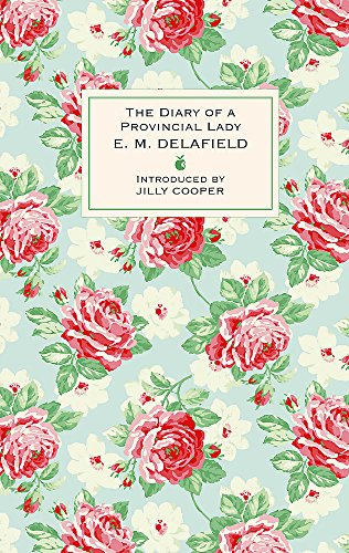 The Diary Of A Provincial Lady Cover Image