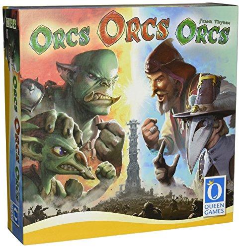 Orks, Orks, Orks - Das Brettspiel - Queen Games