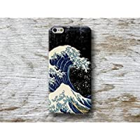The Great Wave off Kanagawa Hülle Handyhülle für iPhone 4 4s 5 5se se 5C 5S 6 6s 7 Plus iPhone 8 Plus iPod 5 6