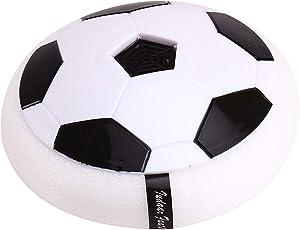 Toyshine Magic Hover Football Toy, Indoor Play, White