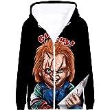 BSHDUFN Good Guys Chucky Camiseta Tramo Flojo Cuello Redondo ...