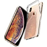 Spigen Liquid Crystal Designed for Apple iphone XS MAX Case (2018) - Crystal Clear