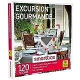 smartbox - coffret cadeau - excursion gourmande - 120 séjours : un château, un mas, un domaine ou