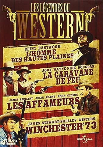 Hautes Plaines - Les Légendes du western - Coffret -