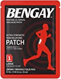 Bengay Ultra Strength Pain Relieving Patch - 72 Ct