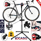 Best Bicycle Repair Stands - Safekom Heavy Duty Pro Bike Bicycle Home Adjustable Review