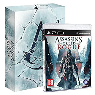 Assassin's Creed : Rogue - édition collector (B00MGSXRK4) | Amazon price tracker / tracking, Amazon price history charts, Amazon price watches, Amazon price drop alerts