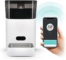 Petnet Distributeur wi-FI Automatique pour Animaux de Compagnie avec portions personnalisées pour Chiens et Chats...