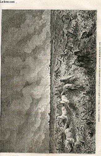 Le tour du monde - nouveau journal des voyages - livraison n°001 - Mort du voyageur Ad. Schlagintweit dans le Turkestan (1857).