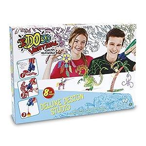 Ido 3D - Set de 8 Bolis (Giochi Preziosi DDD06000)