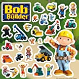 Classic Designs Bob der Baumeister Wandsticker–Pack S4
