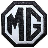 MG Motor Car Logo Embroidered Iron on/Sew on Patch Fancy Kleid Kostüm T Shirt Tasche Jacke Badge