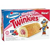 Hostess Mixed Berry Twinkies 13.58oz / 385gr Limited Edition