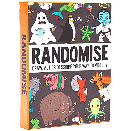 Platz 20: Randomise von Gamely