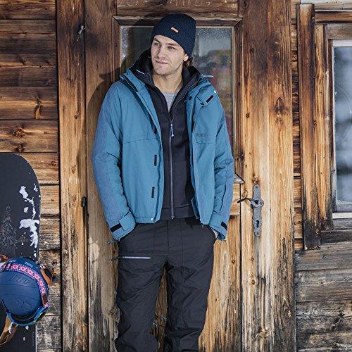 Chiemsee Herren Ski Jacke Ozzy Stargazer