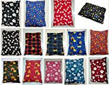 Large Pet Dog Bed Zipped Removable & Washable Cushion Cover Only (Asorted Colour)