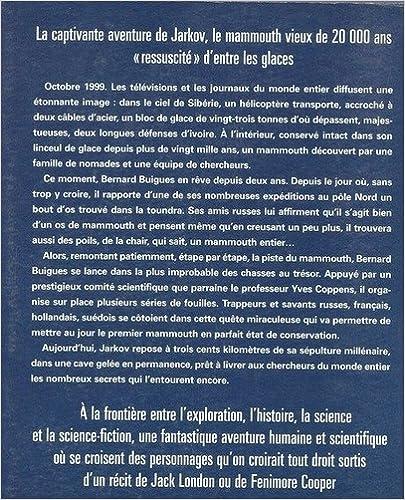Lire Sur la piste du mammouth epub, pdf