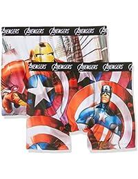 Marvel Packx2, Boxer Homme, (lot de 2)