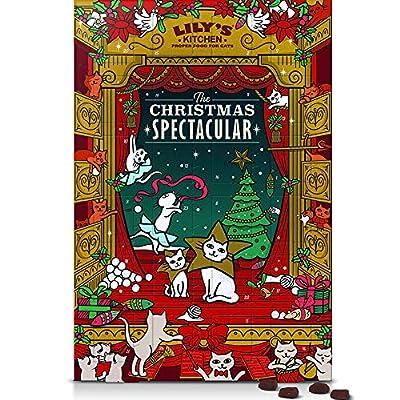 Lily's Kitchen Christmas Advent Calendar 2018 Cat Treat