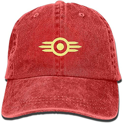Vault Boy Kostüm Tec - Dy-Home Vault-Tec Adult Sport Cowboy Hat