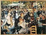 Puzzle da 1000 Pezzi - Museum Collection - Renoir : Bal du Moulin de la Galette