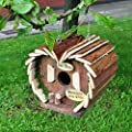Nature`s Market Bird Hotel. from Bonningtons Plastic